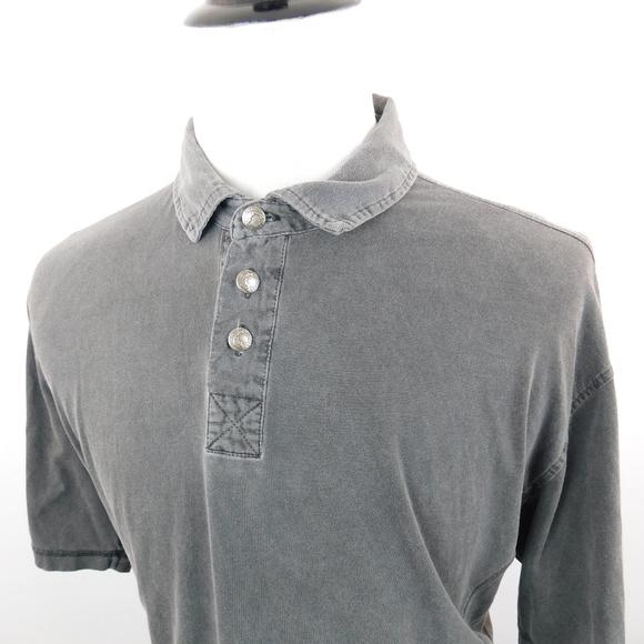 c87c22fa2b5 Orvis Men's Short Sleeve Polo Casual Shirt. M_5b5e4b04035cf1b10cee4a64